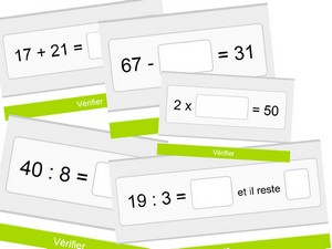 9 applications de calcul mental